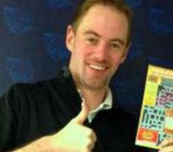 Christopher Kaelin winner 3 times