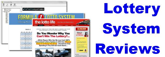 Lottery System Reviews - RivRapp com